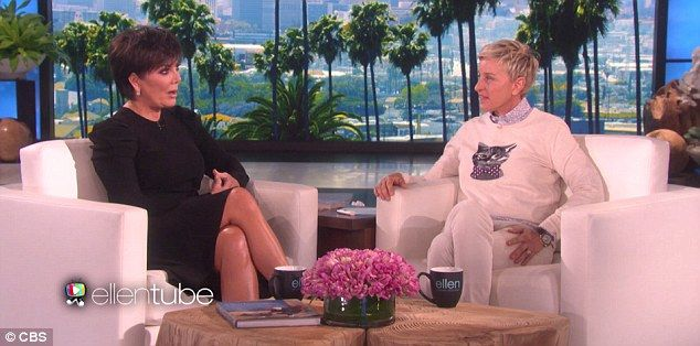 'You never know:' Kris Jenner spoke on her relationship with Corey Gamble on The Ellen DeG...