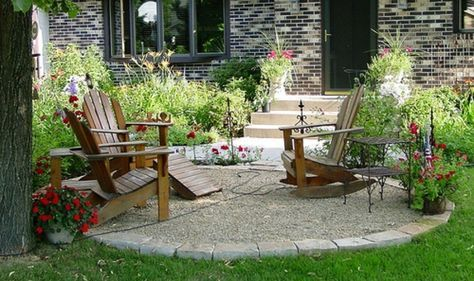 vorgarten mit kies gestalten bilder und tipps fr sie - Gartengestaltungsideen Mit Kies