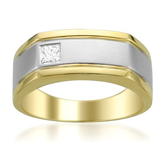 Image Result For Mens Gold Ring Wedding Band Electrician Football