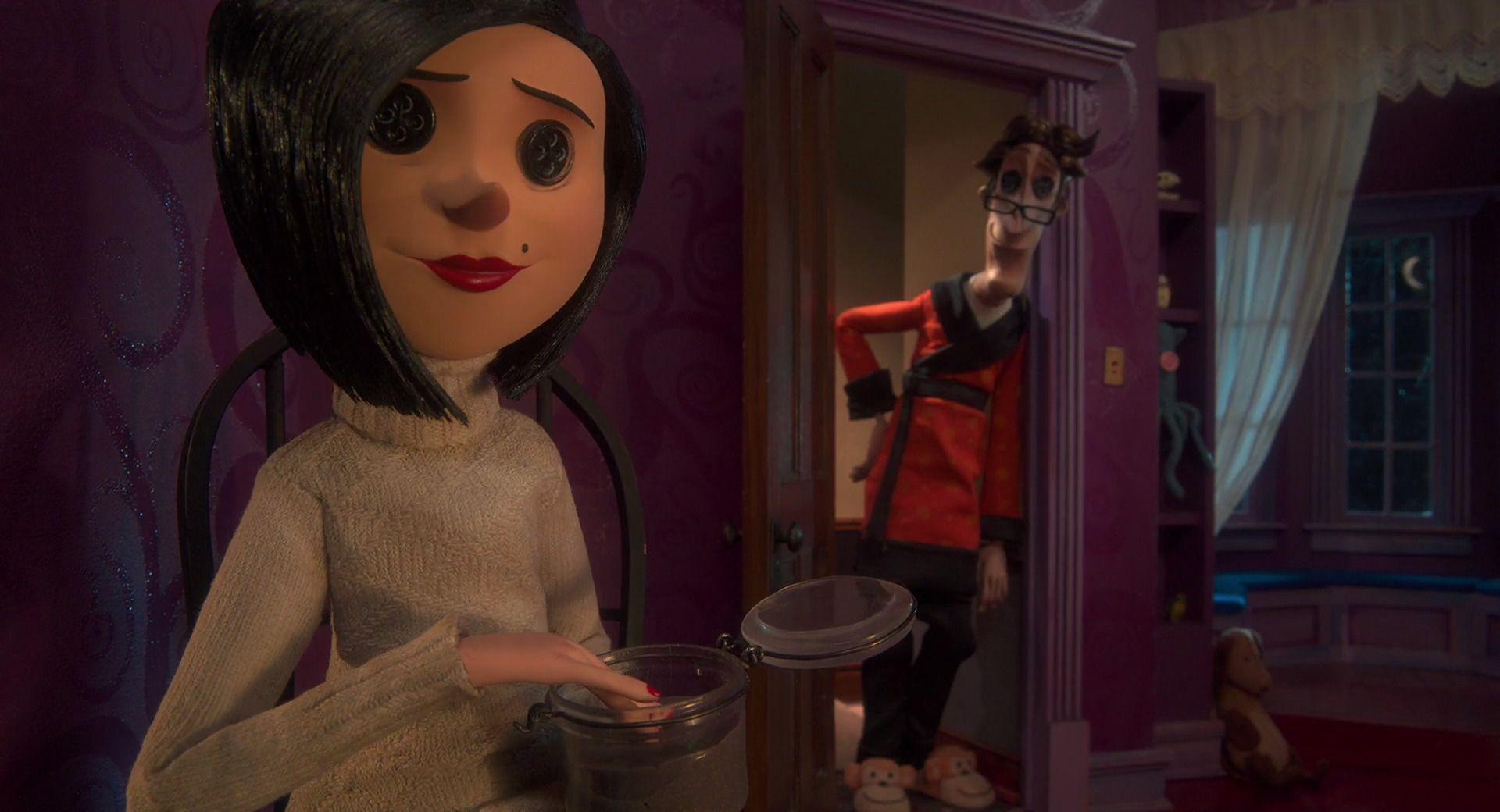 Coraline 2009 Disney Screencaps Com Coraline Coraline Aesthetic Coraline Jones