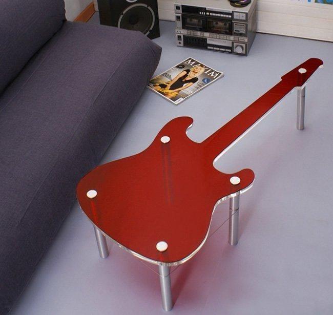 Rocket: los muebles más rockeros