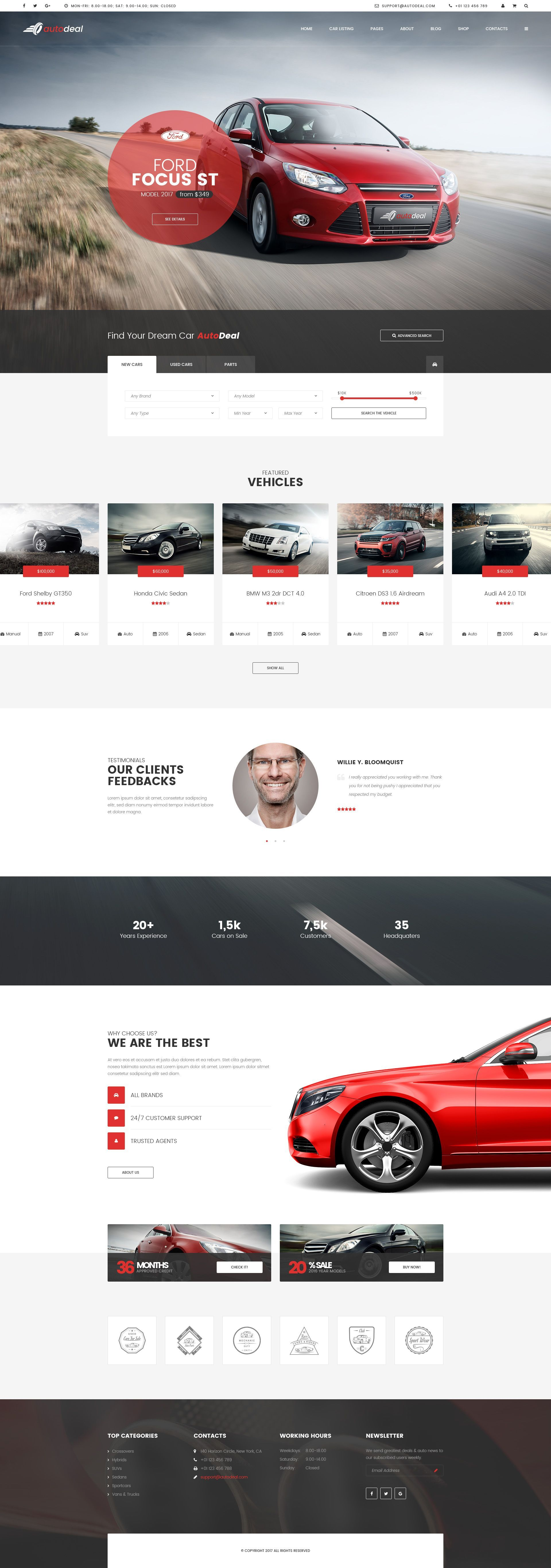 Ultra modern and super cool multipage PSD template for car and bike on portal design, header design, photography design, contact design, blog design, history design, company design, corporate design, archives design, career design, forms design, design design, phone design, sharepoint site design, journal table of contents design, my own dress design, faq design, e-mail design, education design, modern intranet design,