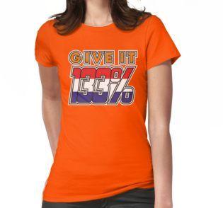 Give It 133 T Shirt By Speedfreaktees Speedfreaktees