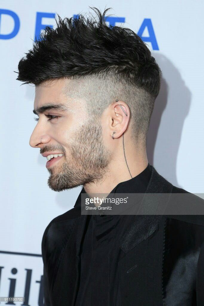 Zayn At The Clive Davis Pre Grammy Party In Nyc 27th Jan 2018