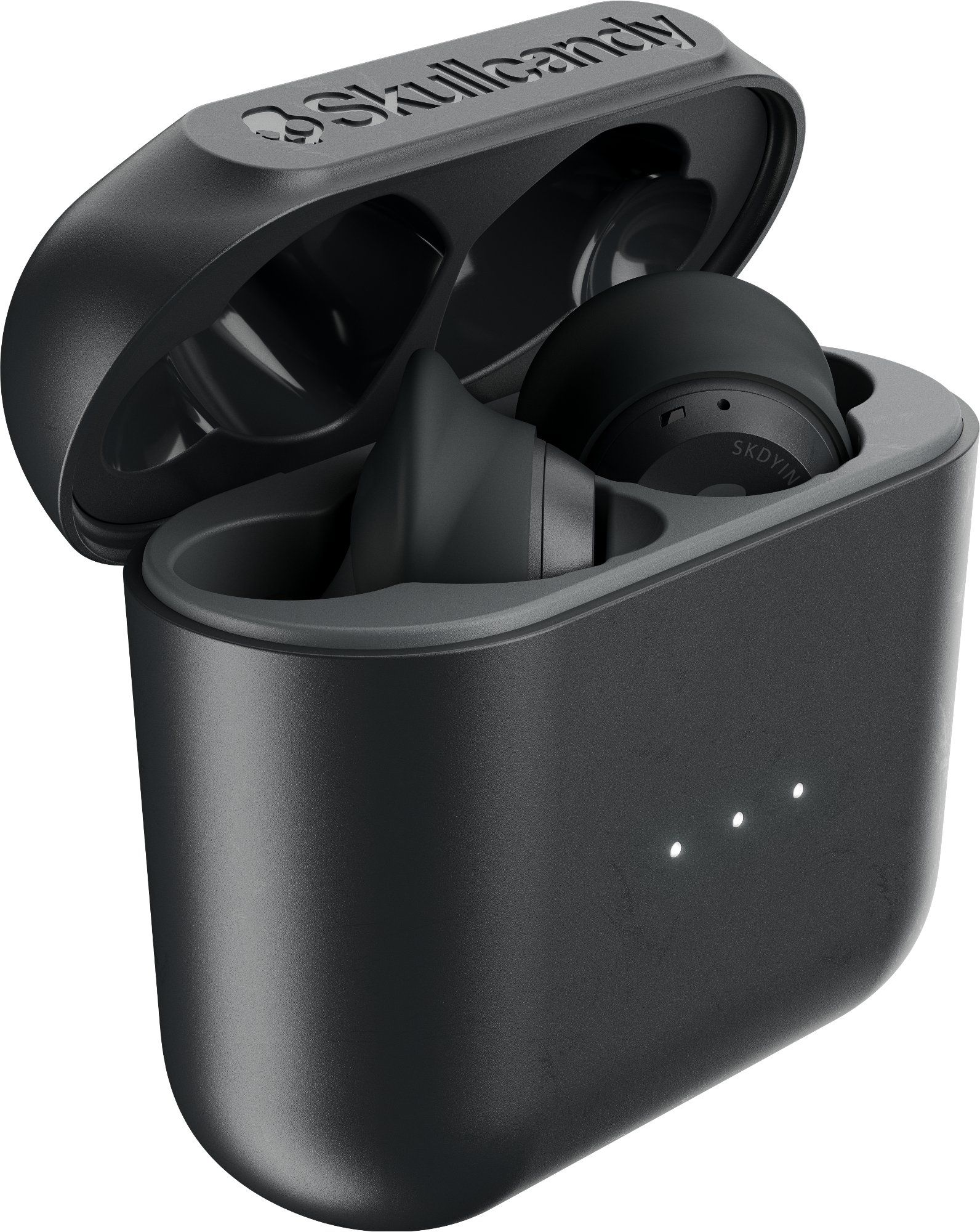 Skullcandy Indy True Wireless Earbuds Black In 2020 Wireless In Ear Headphones Wireless Earbuds Skullcandy Headphones
