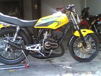 Foto Modifikasi Motor Rx King Rx Force Yamaha