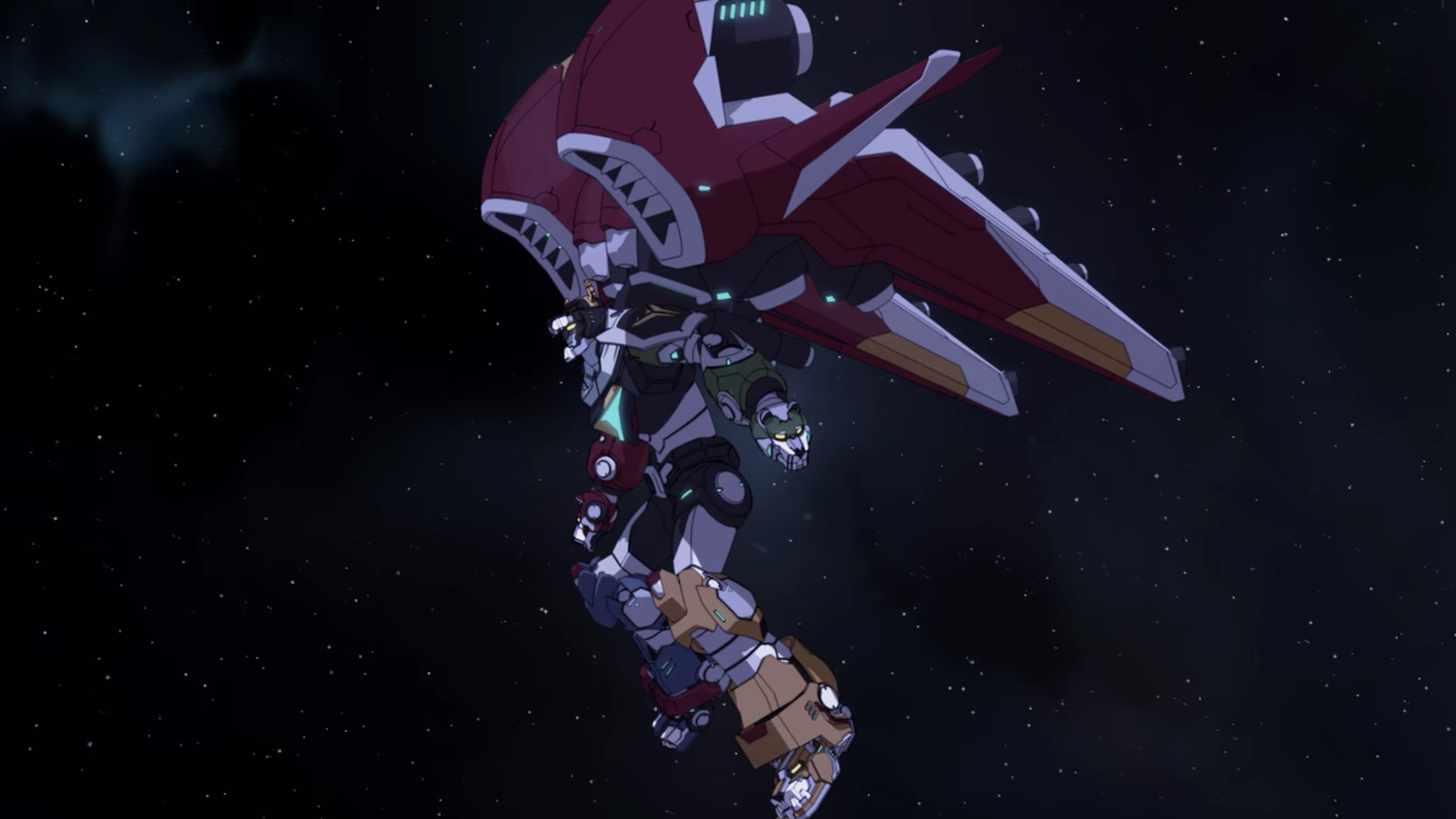Voltron Legendary Defender Netflix Voltron Booster