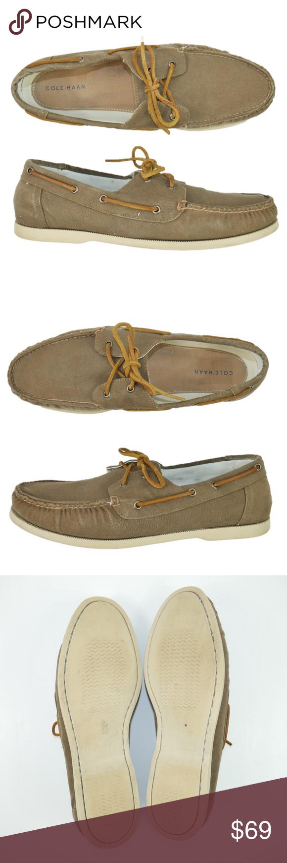Cole Haan Non-slip Boat Deck Shoes
