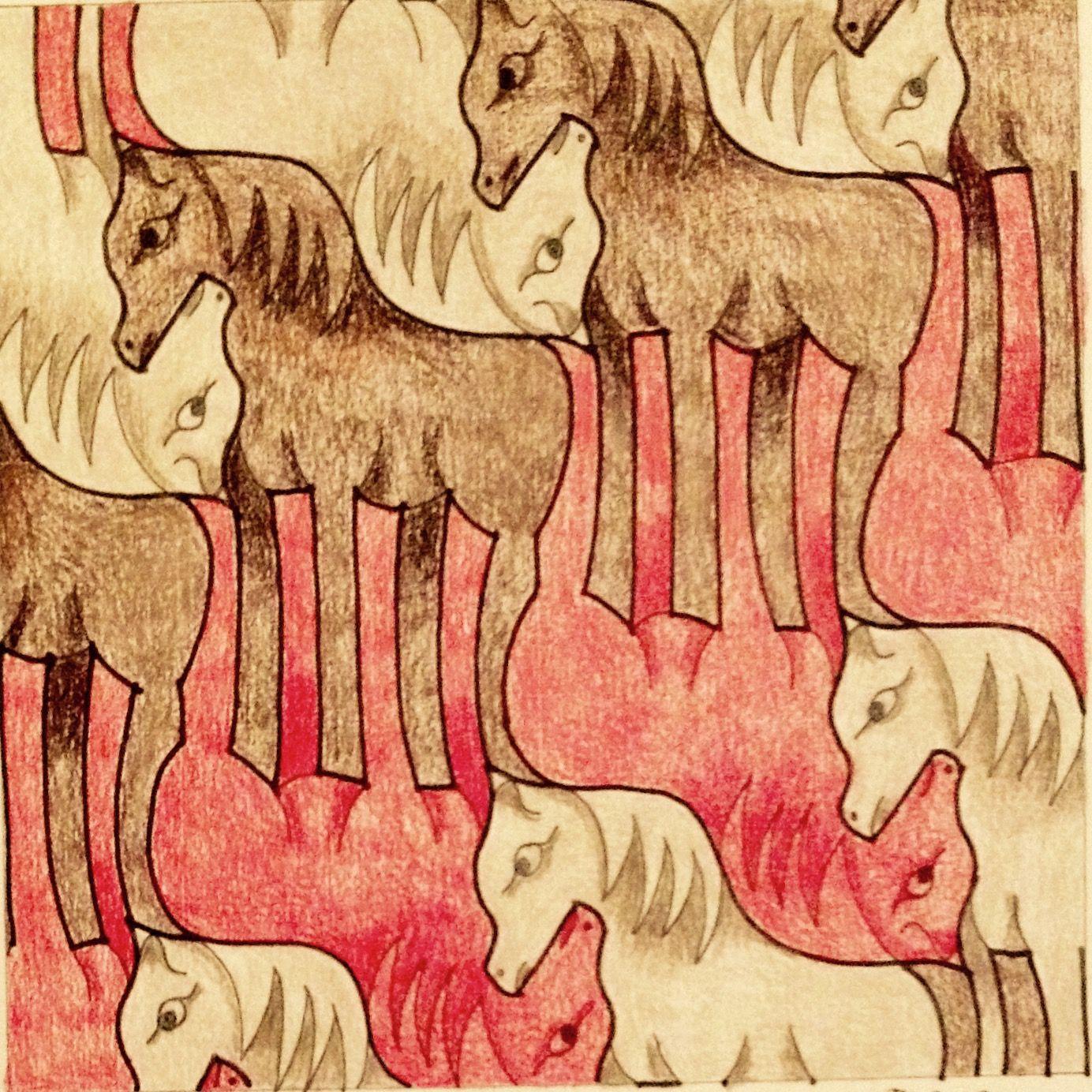 Schön Mc Escher Malvorlagen Bilder - Malvorlagen Von Tieren - ngadi.info