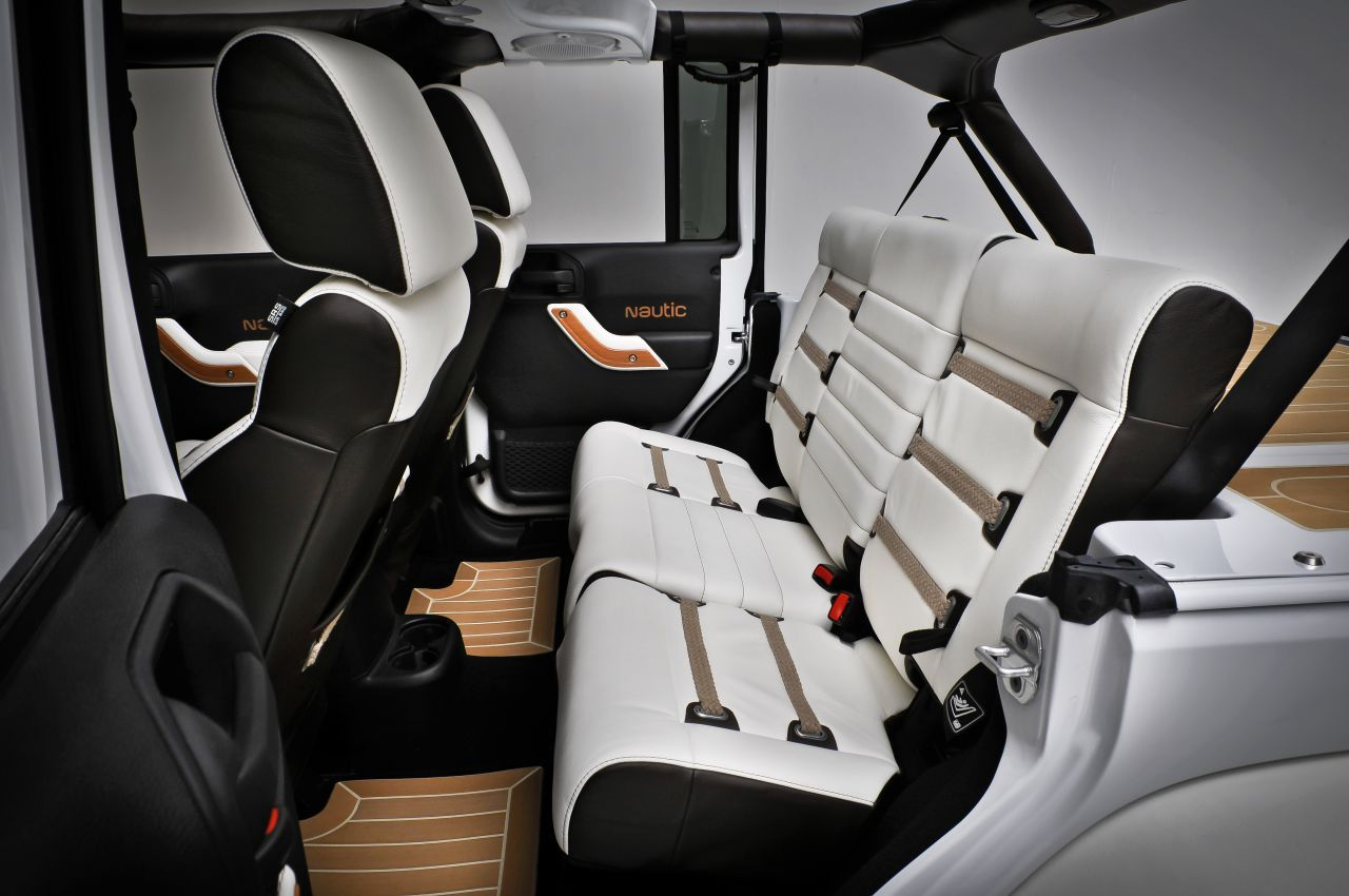 Concept Car Jeep Wrangler Nautic By STYLE & DESIGN (2011 ...