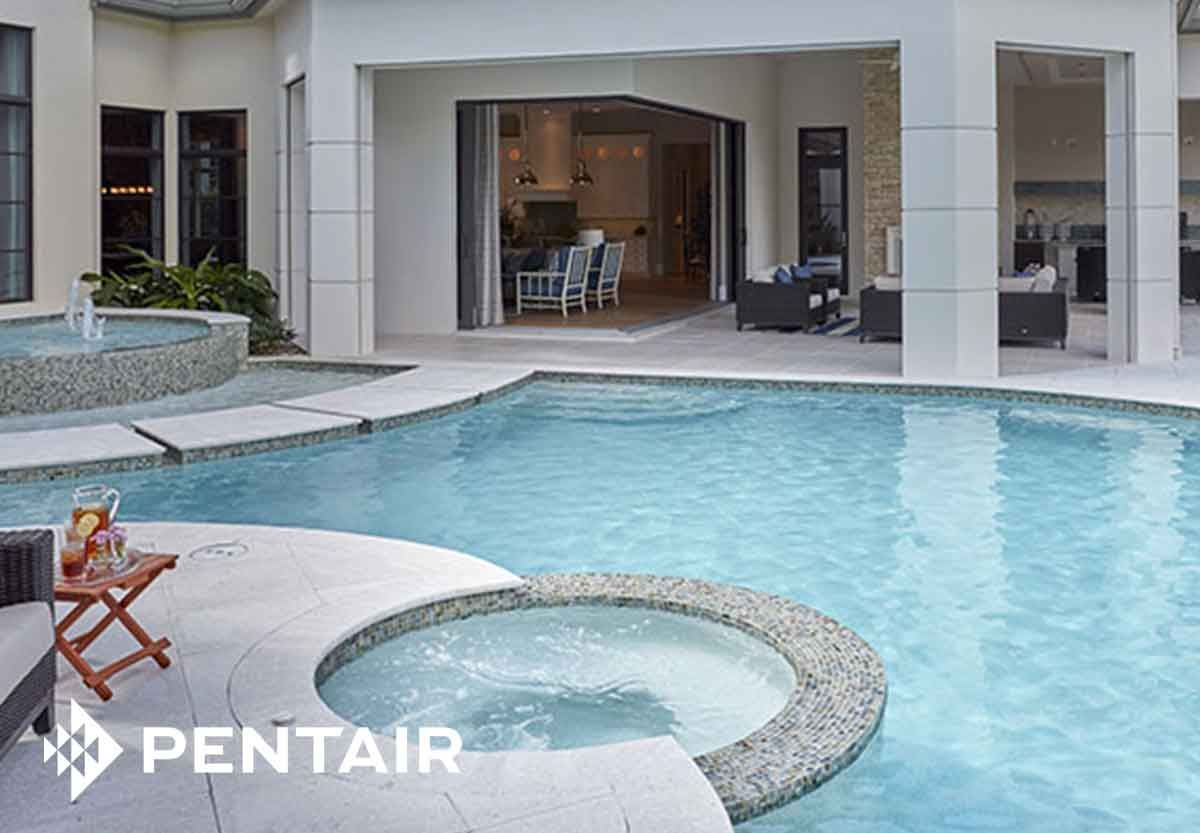 Picture Perfect Pool Bottoms | Luxury pools, Kitchen seating area ...