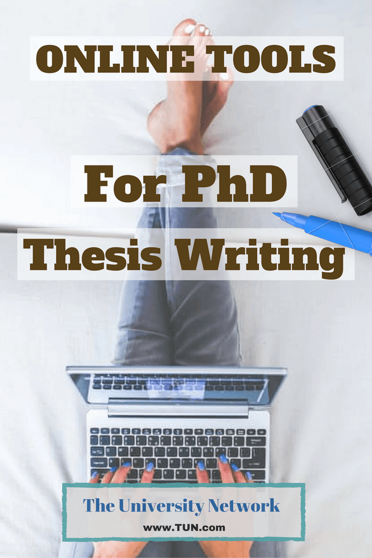 Phd thesis online us