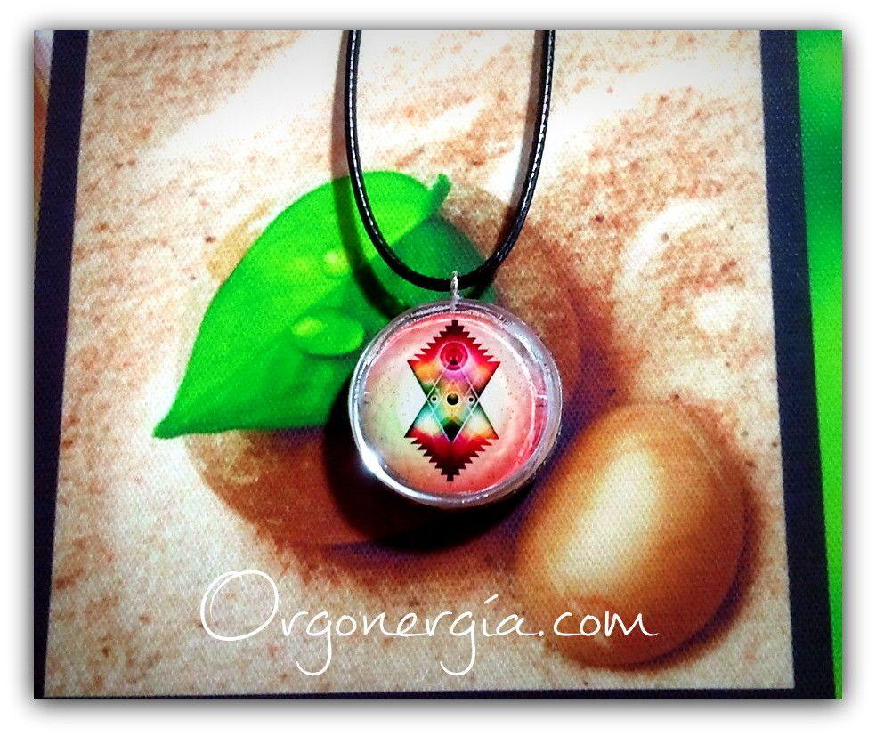Colgantes Orgon Simbología Sagrada - www.orgonergia.com - Orgon-Orgone-Orgonite-Orgonita-Colgantes-Energía