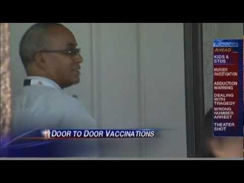 California Nurse Tracks Down Unvaccinated Students & Homeschoolers