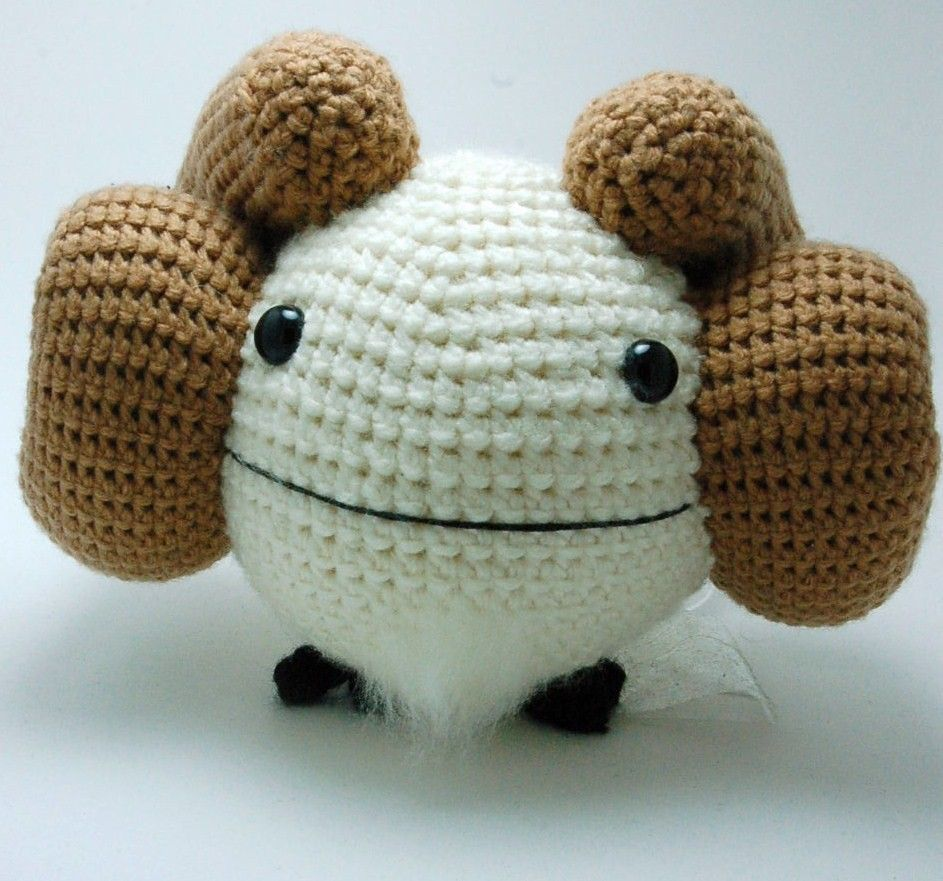 Rammy Gurumi From Castle Crashers Castle Crashers Crochet