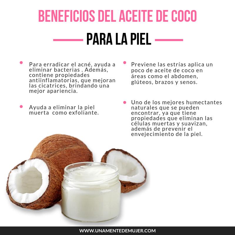 10 Formas De Usar Aceite De Coco En La Belleza Una Mente De Mujer Beneficios Del Aceite De Coco Aceite De Coco Para La Piel Aceite De Coco