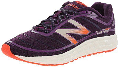 0e24edc201560 New Balance Womens W980 Boracay Running Shoe PurplePink 65 B US ...
