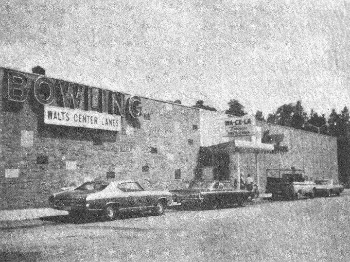 Walt's Bowling Center, Newport, Kentucky