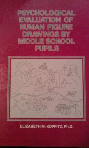 Psychological Evaluation of Human Figure Drawings by Middle School Pupils by Elizabeth M. Koppitz, http://www.amazon.com/dp/0808916823/ref=cm_sw_r_pi_dp_Zmv1tb0WYP9R3