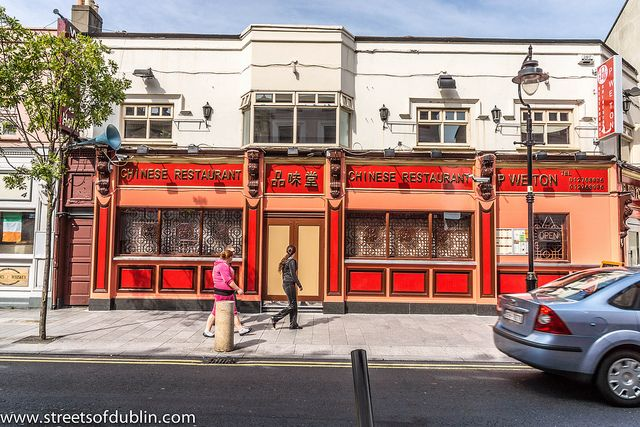 P We Ton Chinese Restaurant Bray Town In County Wicklow Ireland Chinese Restaurant County Wicklow Wicklow