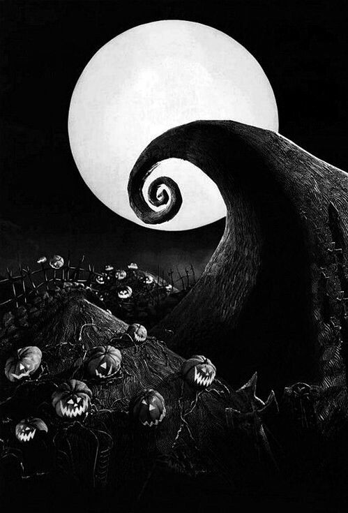 Pin By Payton Gilley On Wallpapers Backgrounds Nightmare Before Christmas Wallpaper Tim Burton Art Nightmare Before Christmas