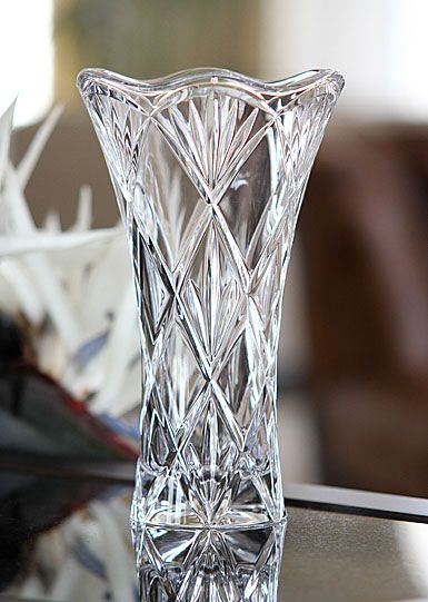Marquis By Waterford Crystal Honour 10 Crystal Vase With Images Crystal Vase