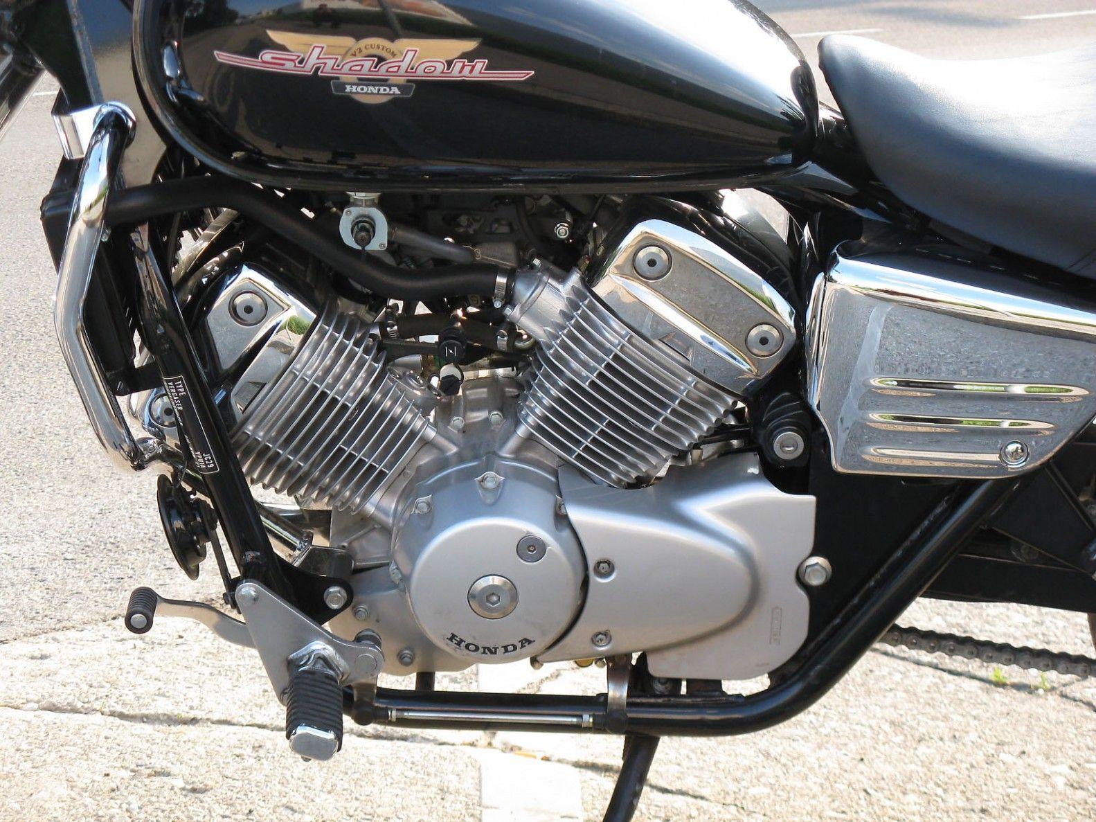 Wiring Diagram For Honda Shadow 1100 Motorcycle