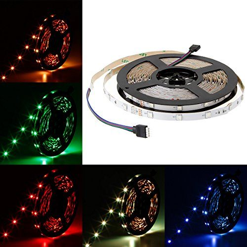Color Changing Rope Lights Alluring Bzone 10M 300 Leds Color Changing Rgb Flexible Led Strip Lights 2018