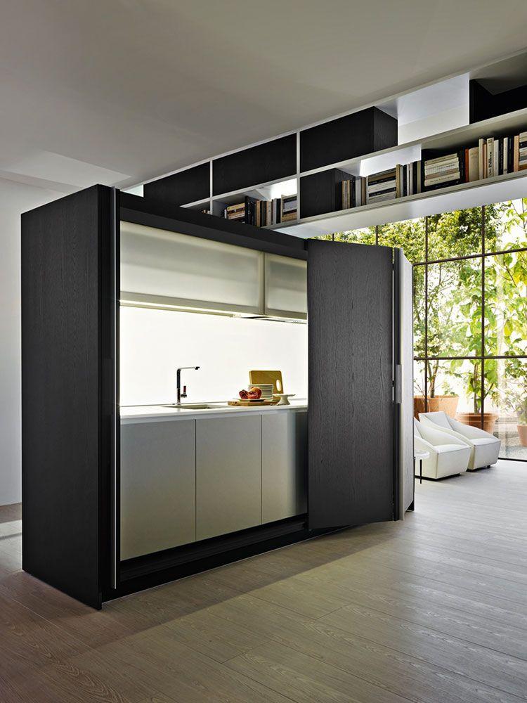 Cucina a scomparsa Dada 05 | Кухня | Pinterest