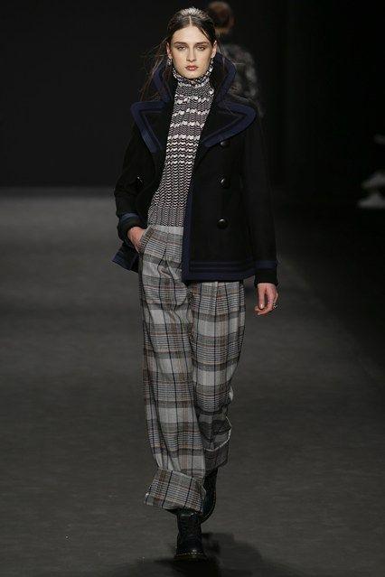 Vivienne Tam - Autumn/Winter 2015-16 Ready-To-Wear - NYFW (Vogue.co.uk)