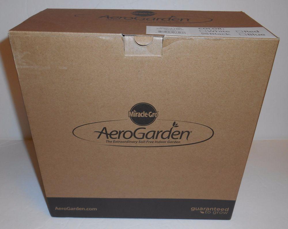 Aerogarden Sprout Black 900813 1200 Nib Aerogarden Herb 400 x 300