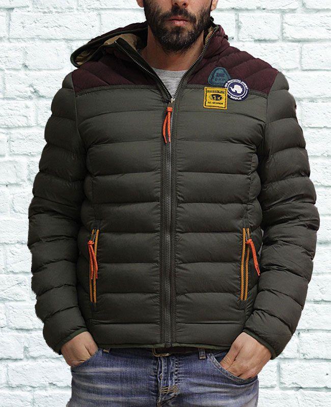 Giacca Napapijri Articage - Abbigliamento da Castagna - Giacca Napapijri  Articage a376b7cc444d