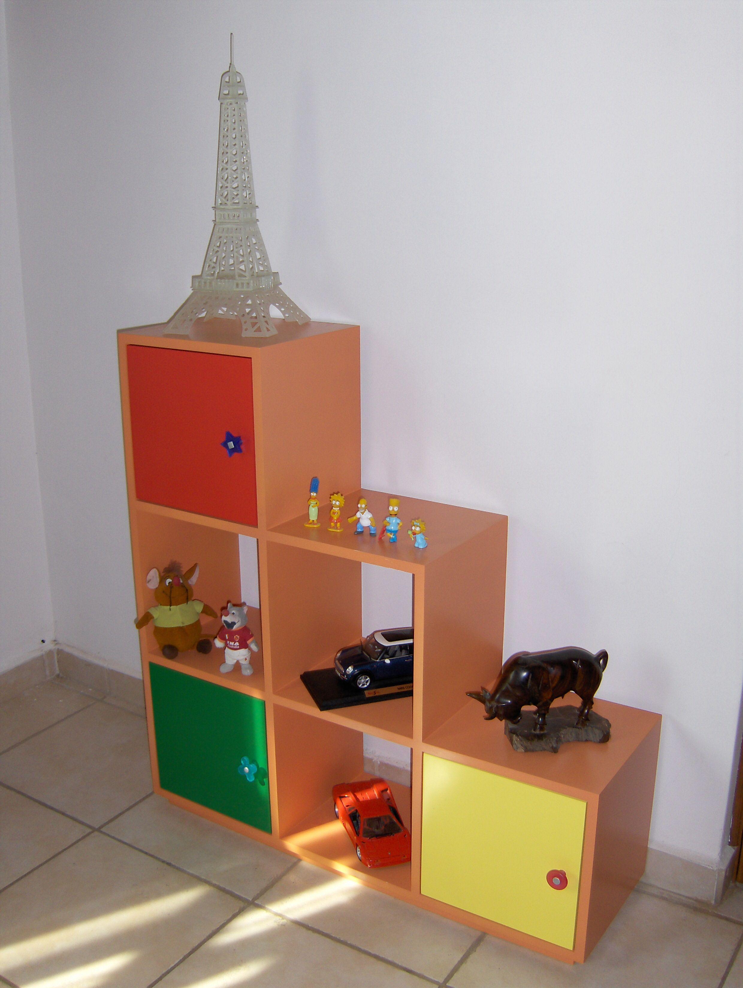 Juguetero Muebles Infantiles Pinterest Jugueteros  # Muebles Cuernavaca