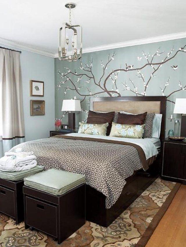 Déco chambre adulte contemporaine- 25 idées créatives | 1000+ Idées ...