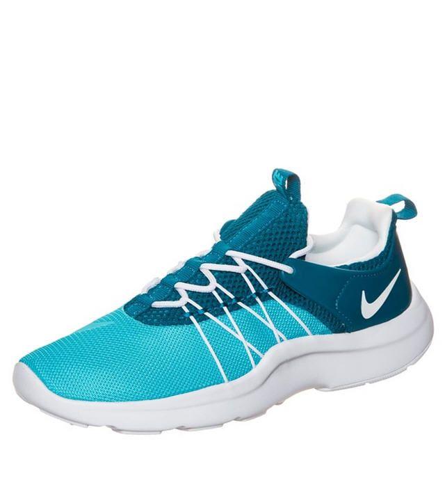 best sneakers 48f1c b6304 Nike Sportswear DARWIN Baskets basses gamma bluewhitegreen abyss prix  Baskets Femme Zalando