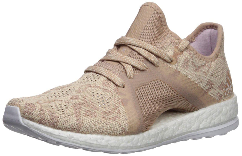 adidas Womens Pureboost X Element Running ShoeRoad Running