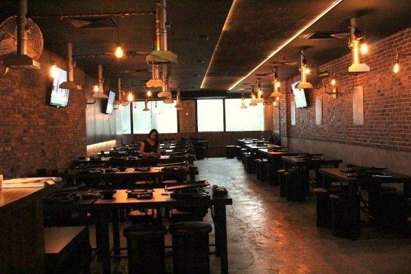 modern bbq restaurant - Google Search   Restaurant Design ...