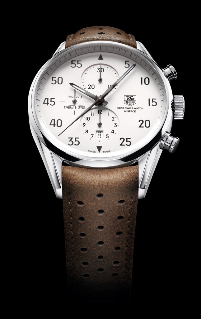 47c0d316257 TAG Heuer Carrera SPACEX  reloj  watch