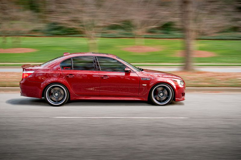 BMW M5 on Concept One Executive CS 5.0 | BMW, BMW M5 and Cars