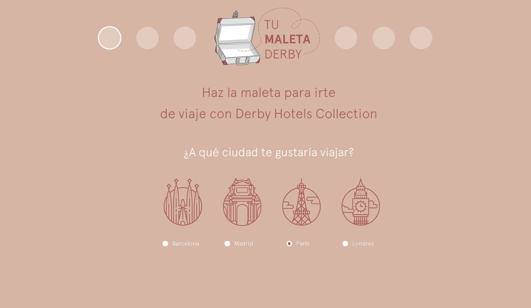 Derby Hotels Collection Summer Promotion 2016 Directed To