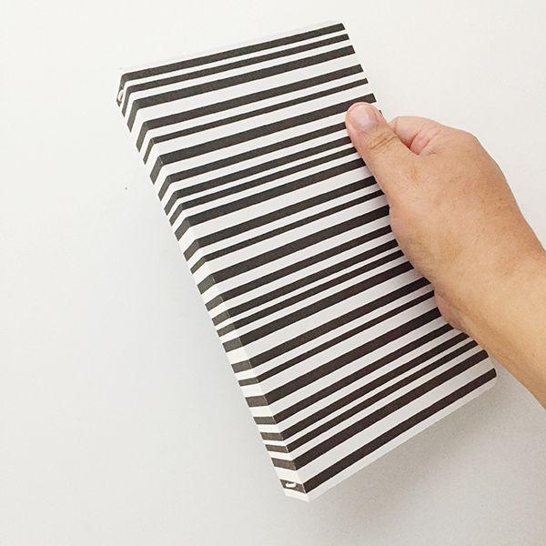 Gossamer Blue » How To: Traveler's Notebook Binder