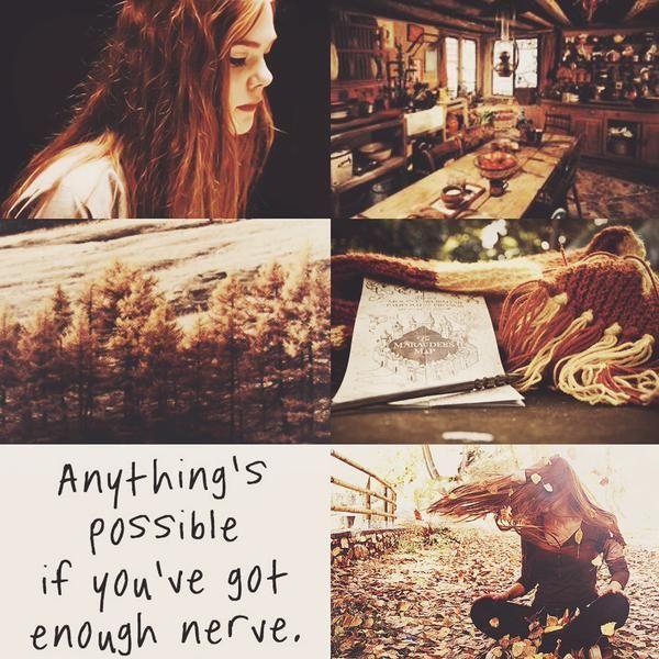 Ginny Weasley Aesthetic Ginny Weasley Ginny Weasley Aesthetic Weasley Aesthetic