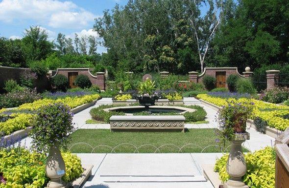 Exceptionnel Lauritzen Gardens: Omaha, NE