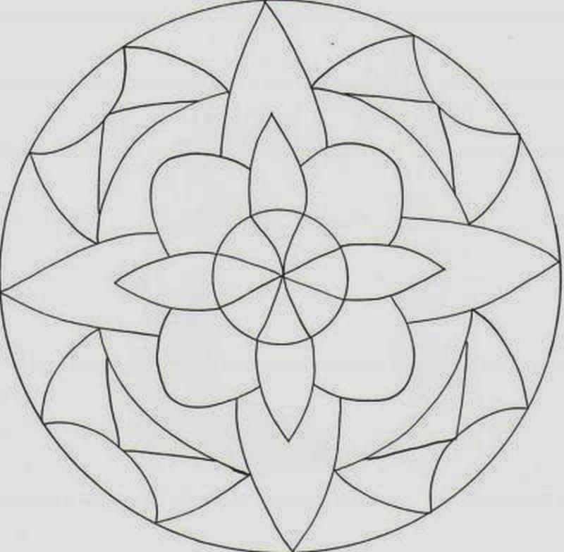 Mandalas Para Pintar: mandalas para pintar | Mandalas | Pinterest ...