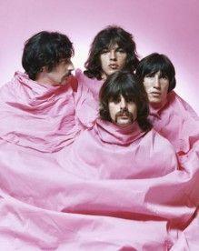 Pink Floyd, California 1968