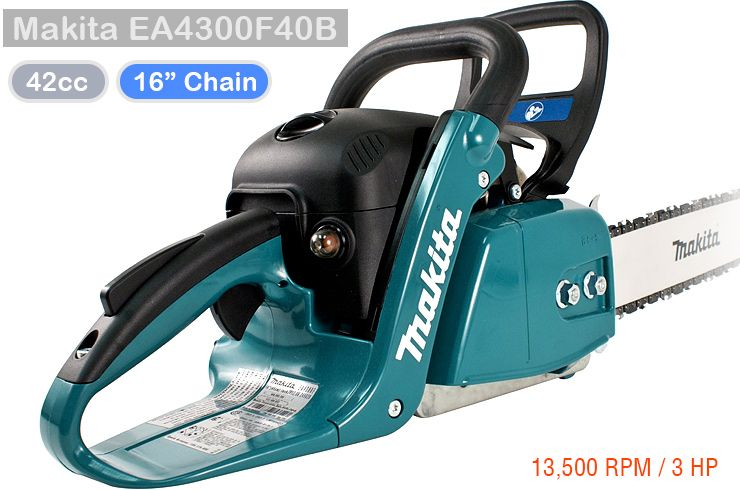 Makita Ea4300f40b Best Firewood Chainsaw Review Rear Chainsaw Gas Chainsaw Best Portable Air Compressor