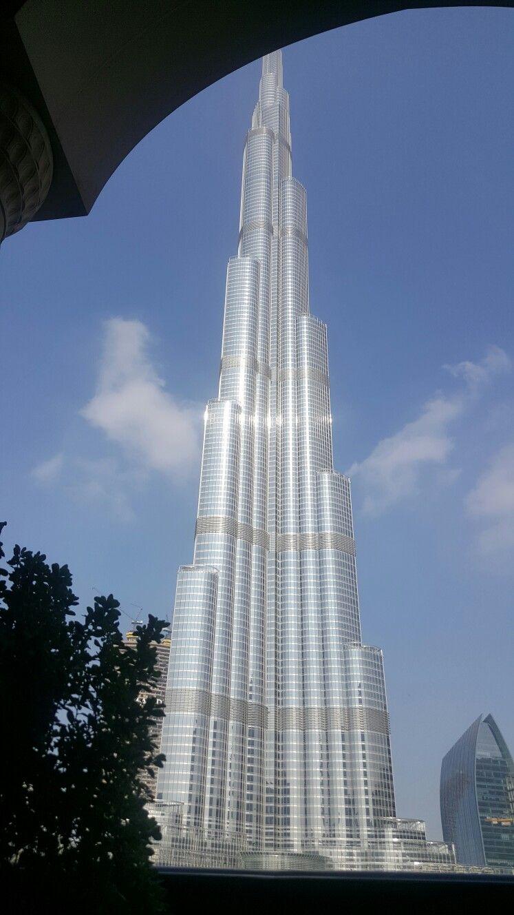 برج خليفة دبي Burj Khalifa Landmarks Building