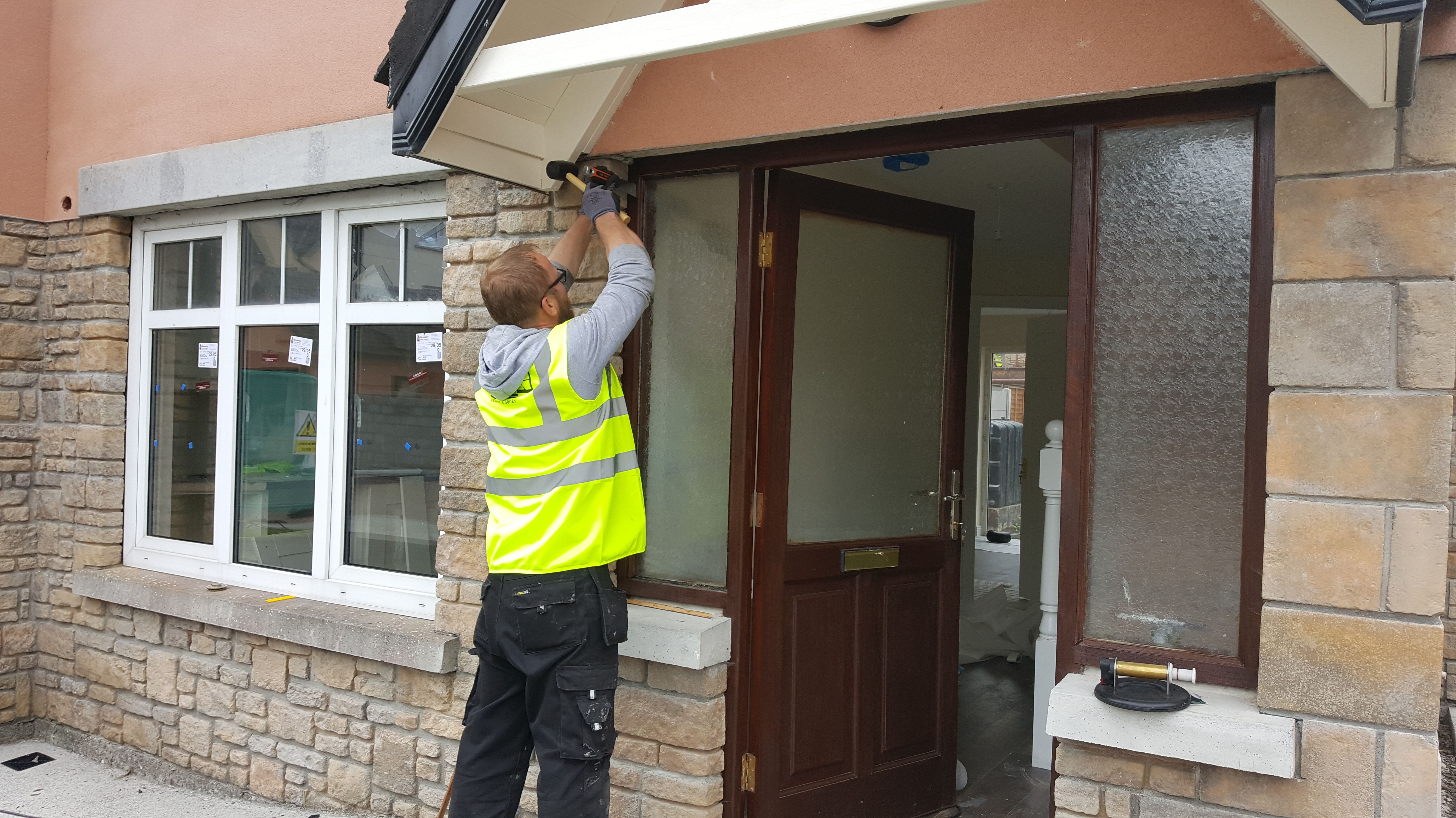 New PVC, Wooden And Aluminium Door And Window Handles Hinges Seals Gaskets  Vents Mechanisms Replaced