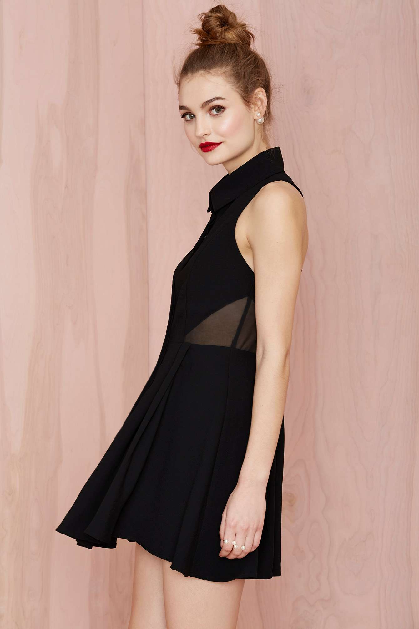 Nasty Gal Black Magic Woman Dress | For my closet | Pinterest