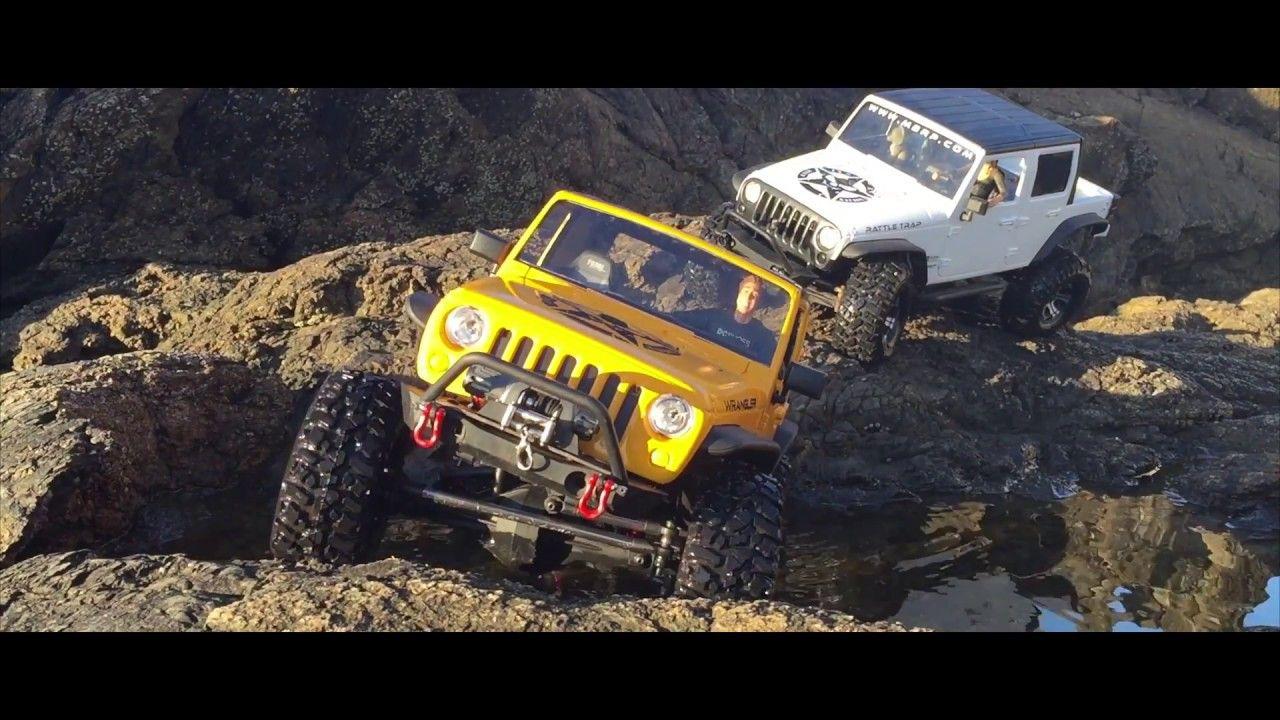 2 Axial SCX10 Jeep Wrangler New Bright body rock crawling #2 https://www.youtube.com/watch?v=dLdiOQ0dwr4&feature=youtu.be&utm_content=bufferc92b2&utm_medium=social&utm_source=pinterest.com&utm_campaign=buffer